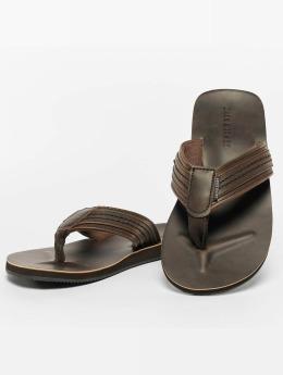Jack & Jones jfwBob Leather Sandals Java