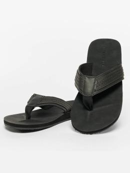 Jack & Jones jfwBob Leather Sandals Anthracite
