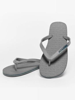 Jack & Jones Sandalen jfwBasic Pack grau