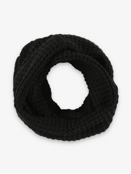 Jack & Jones Scarve / Shawl jacWaffle Knit black