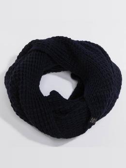 Jack & Jones sjaal jacWaffle Knit blauw