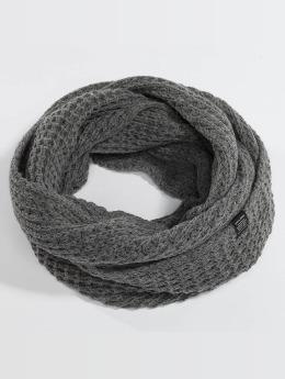 Jack & Jones sjaal jacWaffle Knit grijs