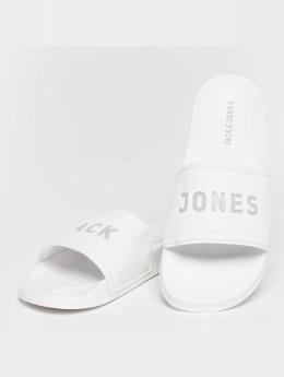 Jack & Jones Slipper/Sandaal jfwLarry wit