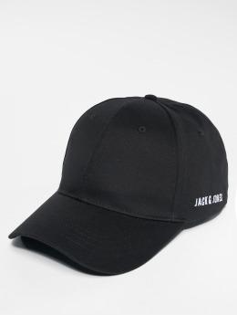 Jack & Jones Snapback Caps jacMatt čern