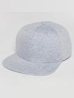 Jack & Jones jacClassic Snapback Cap Light Grey Melange