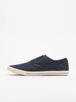 Jack & Jones Sneaker jSpider Canvas blau