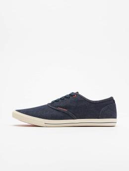 Jack & Jones Sneakers jSpider Canvas blå