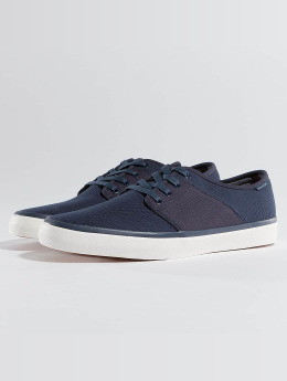 Jack & Jones Sneakers jfwTurbo Canvas Mix blå