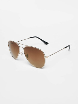 Jack & Jones Männer,Frauen Sonnenbrille jacMarco in beige