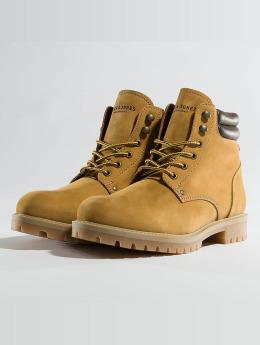 Jack & Jones Støvler jfwStoke Nubuck beige