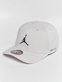 Jordan Бейсболкa Flexfit Jumpman CLC99 серый