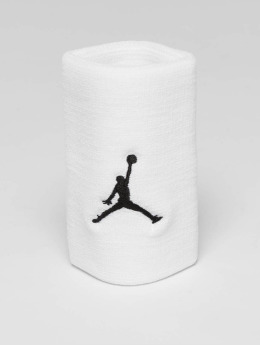 Jordan Bandeau Jumpman Wristband blanc