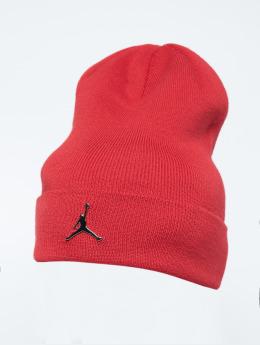 Jordan Beanie Cuffed rood