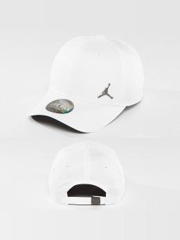 Jordan Casquette Snapback & Strapback CLC99 Metal blanc