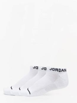 Jordan Chaussettes Jumpman No Show blanc