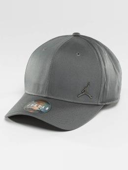 Jordan snapback cap CLC99 Metal Jumpman grijs
