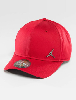 Jordan Snapback Cap CLC99 Metal Jumpman red