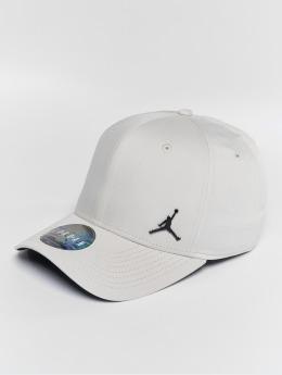 Jordan Snapback Caps CLC99 Metal Jumpman šedá