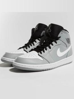 Jordan Sneakers 1 Mid šedá