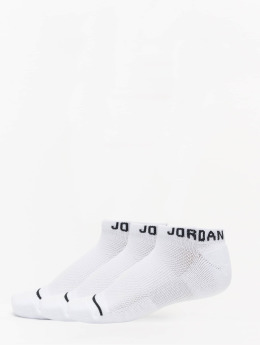 Jordan Socks Jumpman No Show white