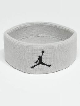 Jordan zweetbandje Jumpman grijs