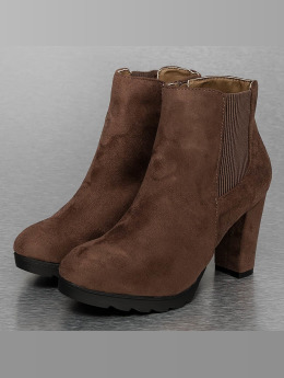 Jumex Boots/Ankle boots High Basic khaki
