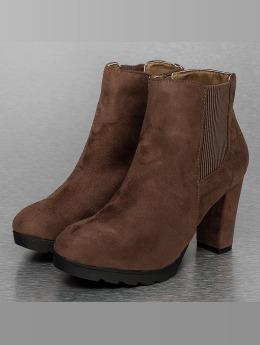 Jumex Bottines High Basic kaki