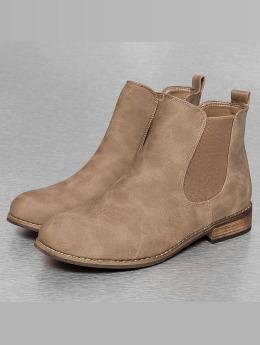 Jumex Støvlet Chelsea khaki