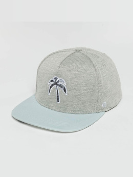 Just Rhyse Casquette Snapback & Strapback Acora gris
