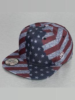 Just Rhyse Casquette Snapback & Strapback America multicolore