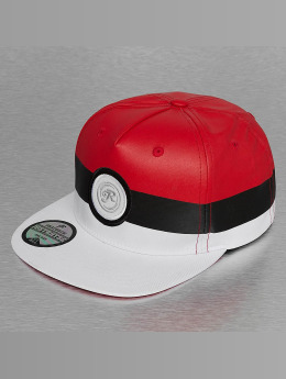 Just Rhyse Casquette Snapback & Strapback Fairhaven rouge
