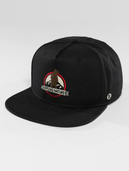 Just Rhyse Snapback Cap Mentasta Lake Starter black