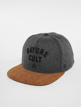 Just Rhyse Terebinto Snapback Cap Anthracite