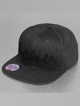 Just Rhyse Läuft Bei Dir Snapback Cap Anthracite