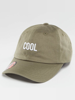 Just Rhyse Cool Daddy Shape Cap Green