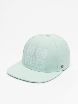 Just Rhyse Snapback Cap Vichayito Light Green