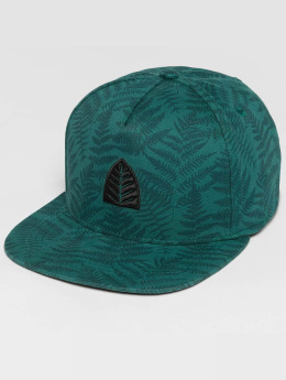Just Rhyse Snapback Cap Zorritos Dark Green