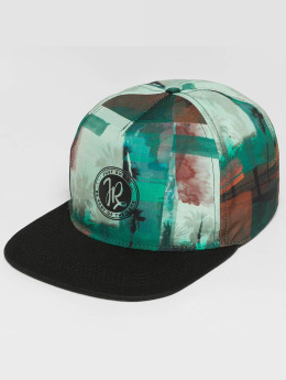 Just Rhyse Snap Back Cap Punta Sal Green