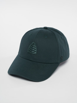 Just Rhyse Tiquina Snapback Cap Dark Green