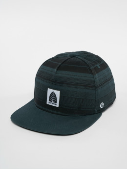 Just Rhyse Guaqui Snapback Cap Dark Green
