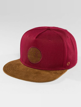 Just Rhyse Northway Starter Cap Red