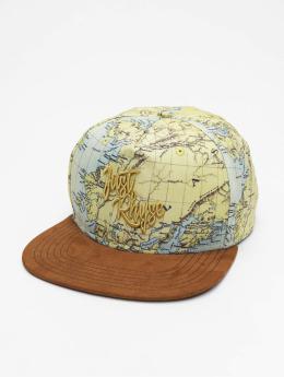 Just Rhyse Snapback Caps Portage barvitý