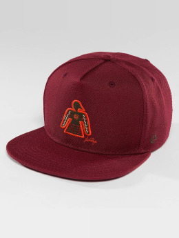 Just Rhyse Chitina Starter Cap Wine Red