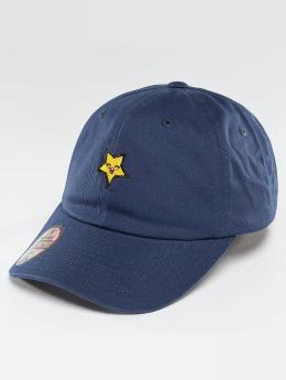 Just Rhyse Snapback Caps Star modrý