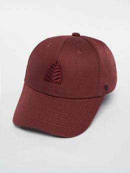 Just Rhyse Snapback Caps Tiquina punainen