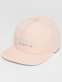 Just Rhyse Snapback Caps La Novia roosa