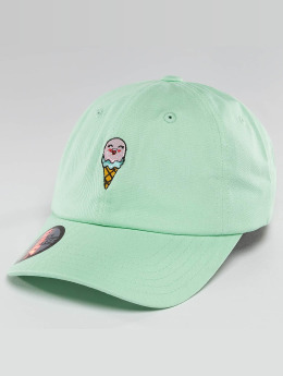 Just Rhyse Snapback Caps Icecream turkoosi