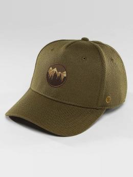 Just Rhyse Snapback Caps Paxson Starter vihreä