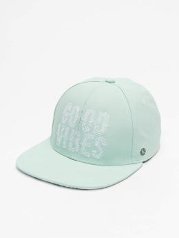Just Rhyse Snapback Caps Vichayito vihreä