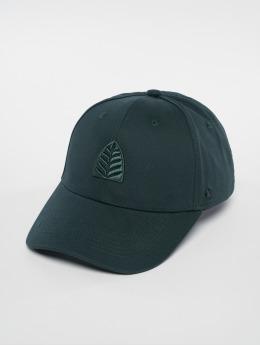 Just Rhyse Snapback Caps Tiquina vihreä